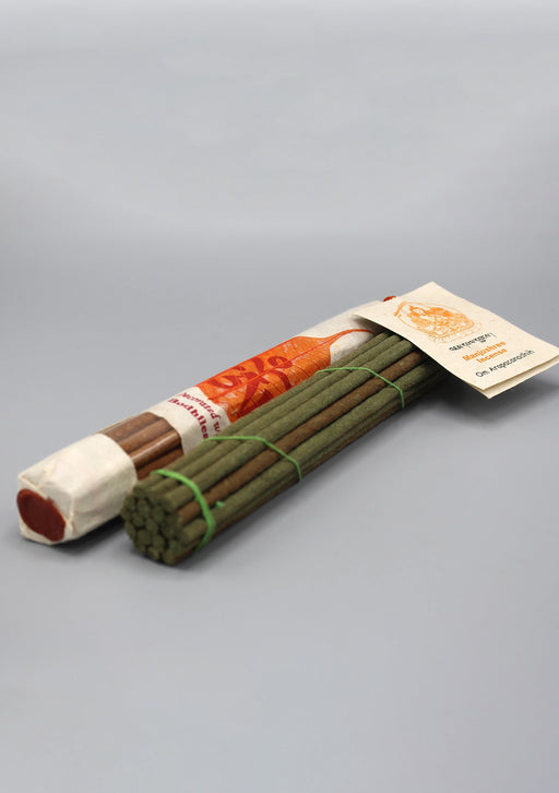 Organic Blend Bodhileaf Tibetan Incense Sticks