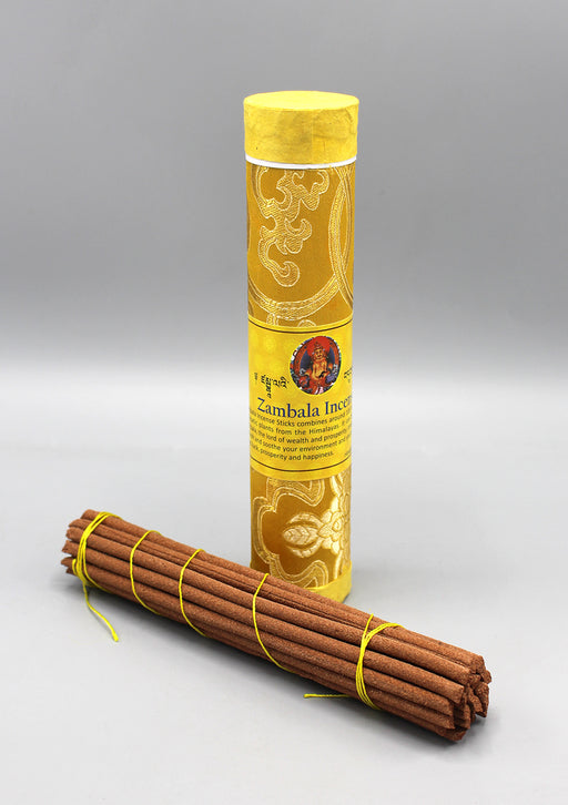 Zambala Tibetan Tube Incense