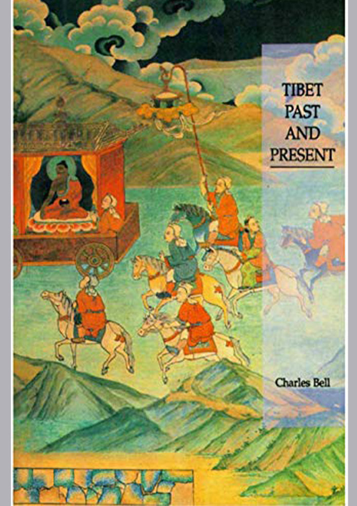 Tibet, Past and Present (South Asia Edition)