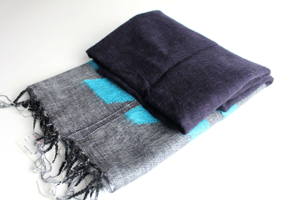 Exclusive Yak Wool Shawls - nepacrafts
