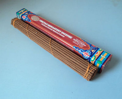 Tibetan Monastery Large Incense Sticks - nepacrafts