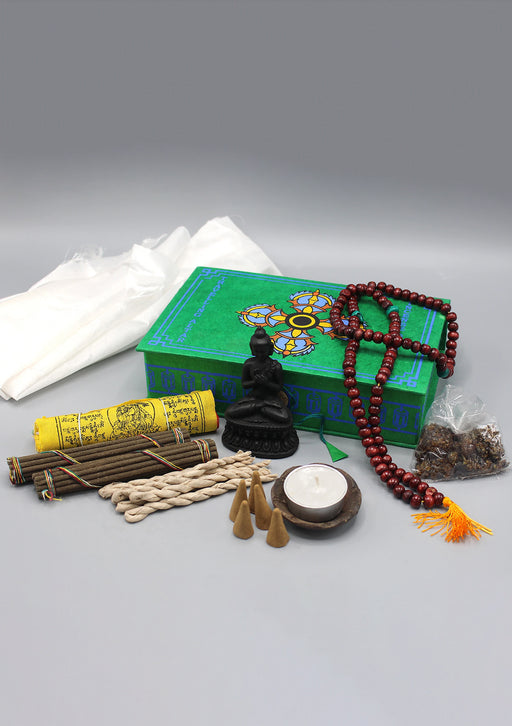 Double Dorjee Travelling Altar Incense Gift Pack