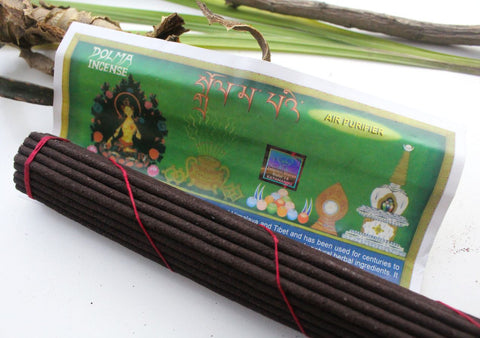 Dolma Tibetan Incense- Tribute Incense to Tara