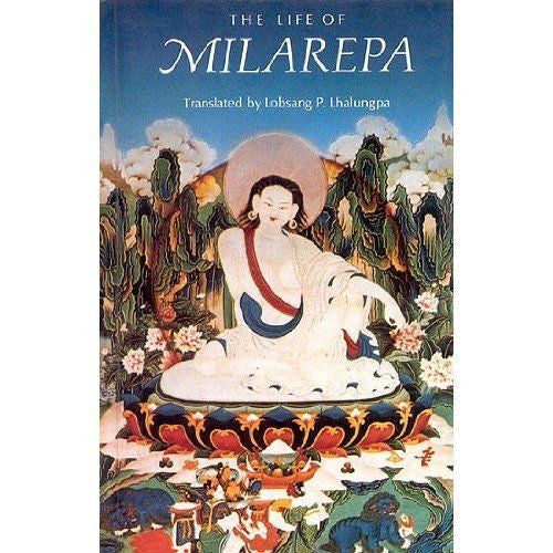 The Life of Milarepa-Translated by Lobsang P Lhalungpa - nepacrafts