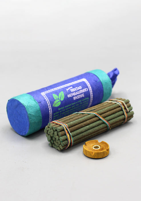 Ancient Tibetan Herbal (Mint) Incense