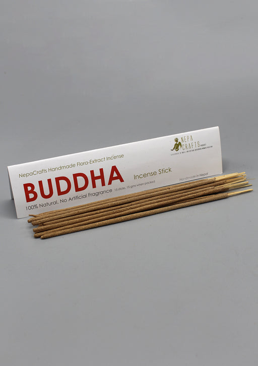 NepaCrafts Handmade Buddha Flora Incense Sticks - nepacrafts