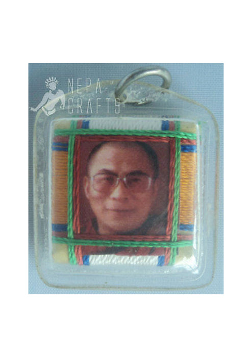 Dalai Lama Sungkhor Protection Amulet - nepacrafts