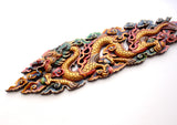 Handcrafted Dragon Wooden Wall Hanging - NepaCrafts