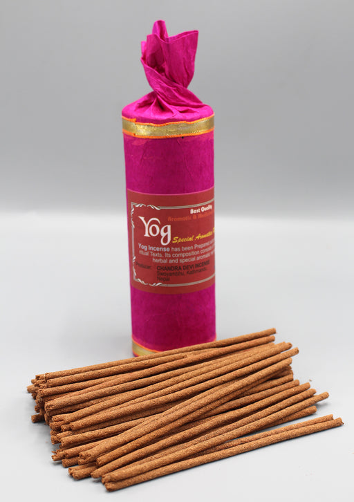 Yog Aromatic and Medicinal Incense - nepacrafts