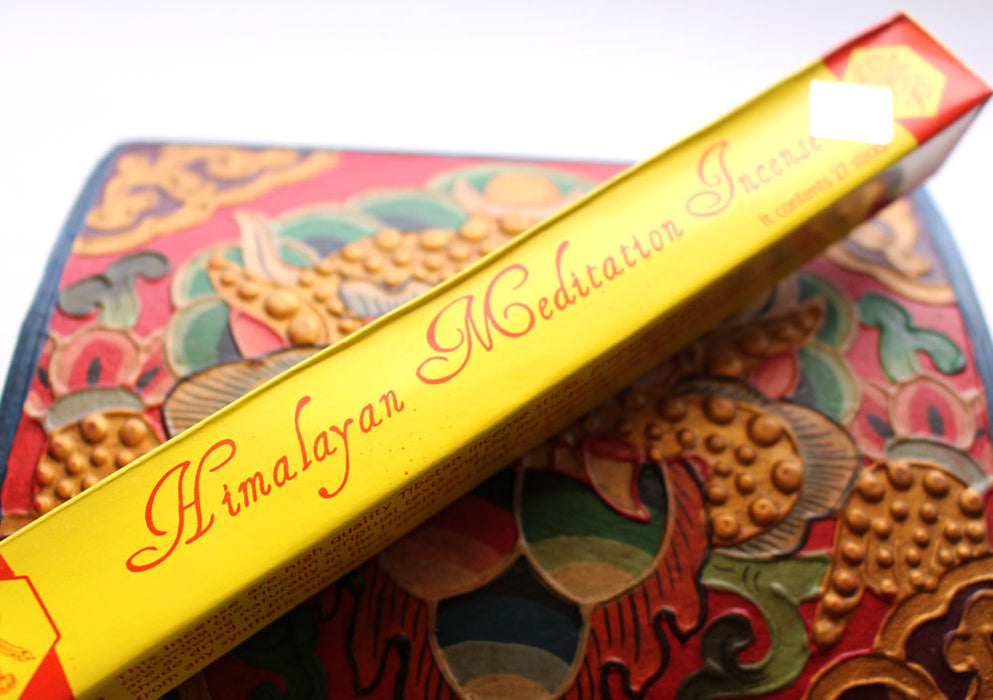 Himalayan Meditation Incense - nepacrafts