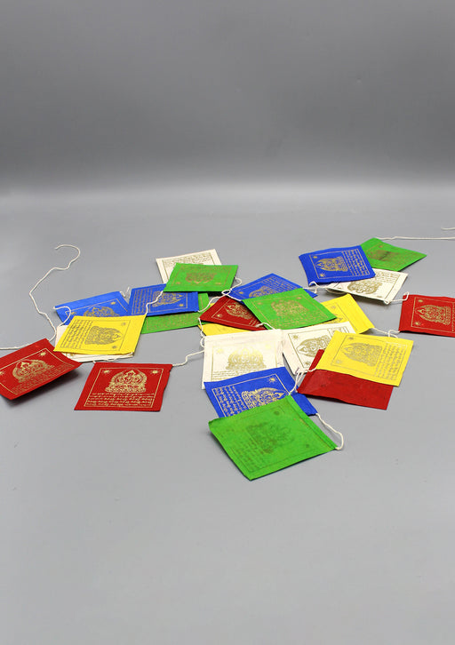 Chenrezig Paper Prayer Flags