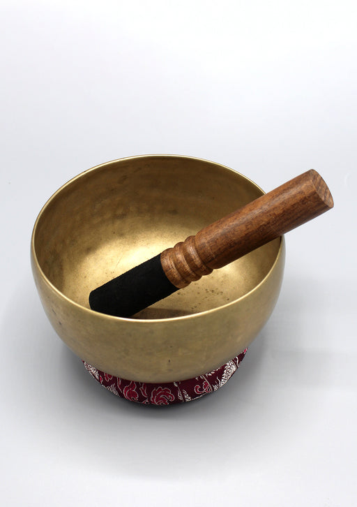 Antique Tibetan Thadobati Singing Bowl