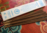 NepaCrafts Premium Patchouli Throat Chakra Incense Sticks - NepaCrafts