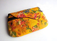 Felt Shoulder Bags-cum-Clutch Purse - NepaCrafts