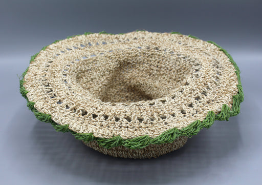 Earthy Hemp Sun Hat - nepacrafts