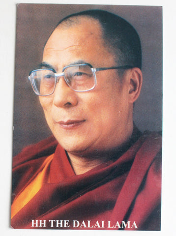 Dalai Lama Sticker - NepaCrafts