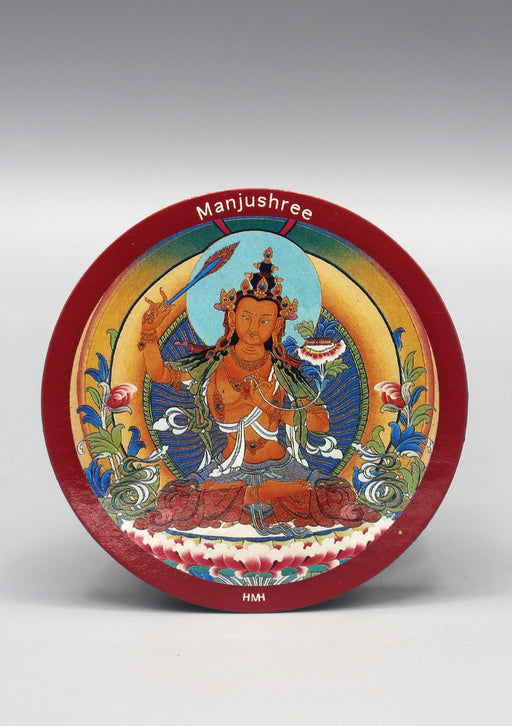 Manjushree Fridge Magnet - nepacrafts