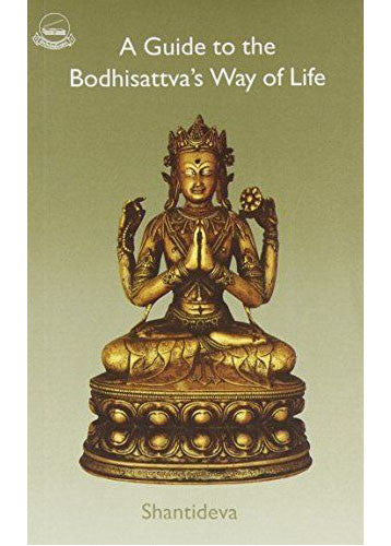 A Guide to the Bodhisattva's Way of Life - nepacrafts