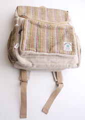 Multipurpose 100% Natural Ecofriendly Hemp Carry Bag