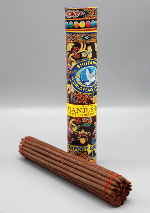 Manjushree Prayer Ceremony Bhutanese Incense - nepacrafts
