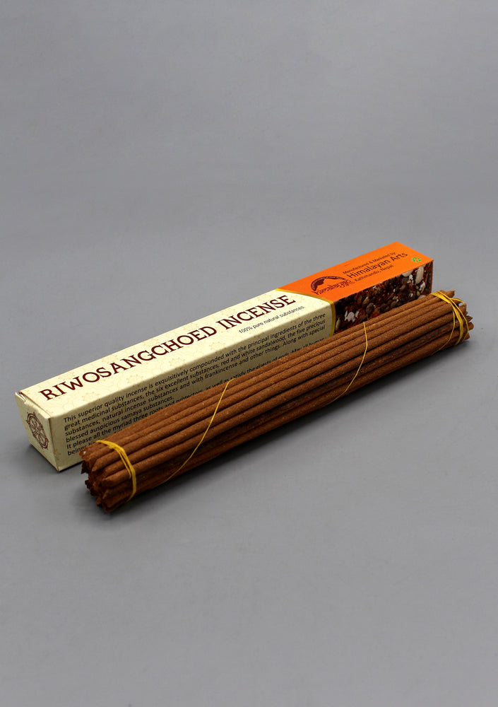 Tibetan Riwosangchoed Incense