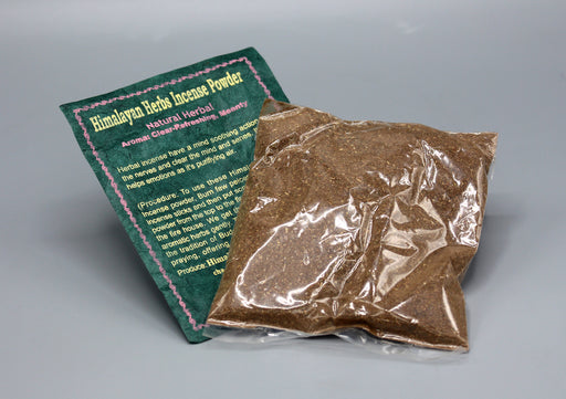 Himalayan Natural Herbal Powder Incense - nepacrafts