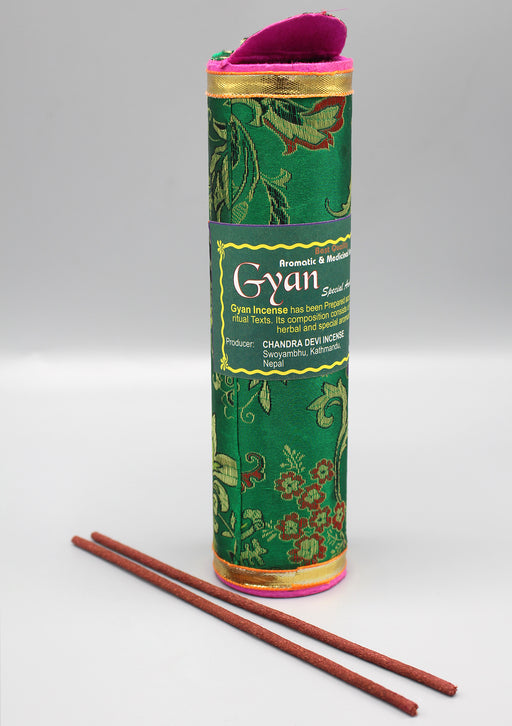 Gyan Aromatic and Medicinal Incense - nepacrafts