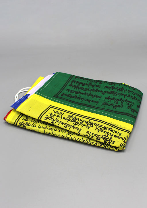 Polyester Vertical Tibetan Prayer Flags