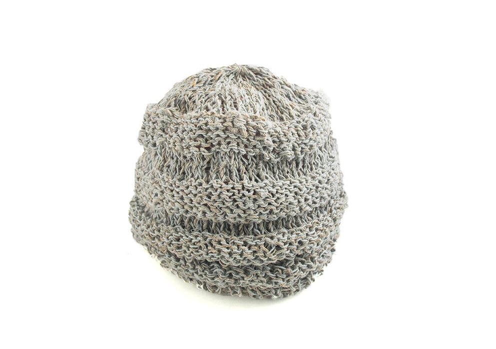 Eco Friendly and Earthy Hemp Beanie, Unisex Hemp Hat - nepacrafts