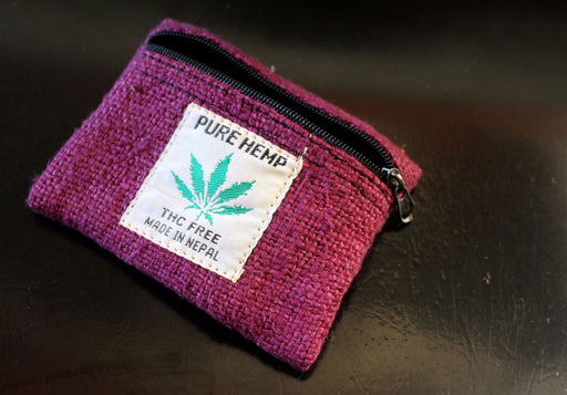 Earthy Hemp Pouches - nepacrafts
