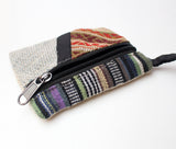 Thick Cotton Zipper coin purse - NepaCrafts
