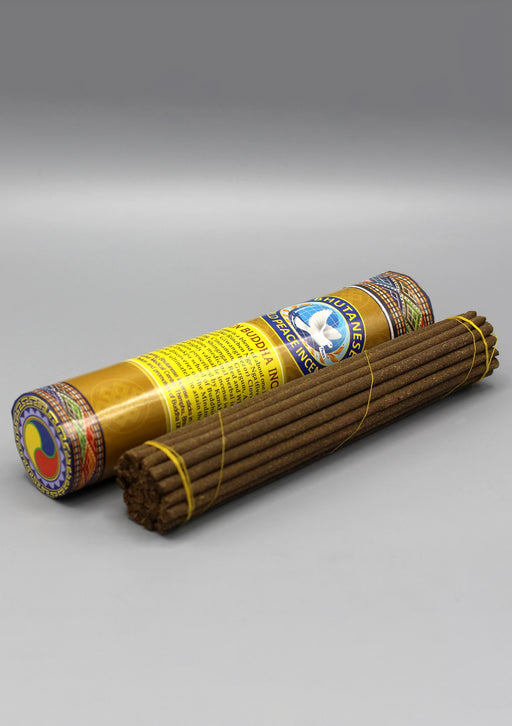 Golden Buddha World Peace Bhutanese Incense