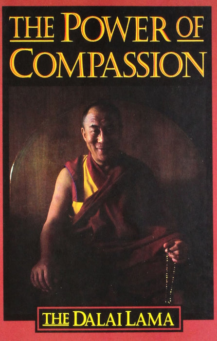 The Power of Compassion-The Dalai Lama - nepacrafts
