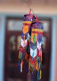 Handmade Tibetan Hanging Religious Pair of Chukor 2 Ft Long