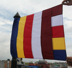 Tibetan Buddhist Flag-The Universal Symbol of Buddhism