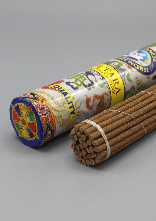 White Tara Prayer Bhutanese Incense - nepacrafts