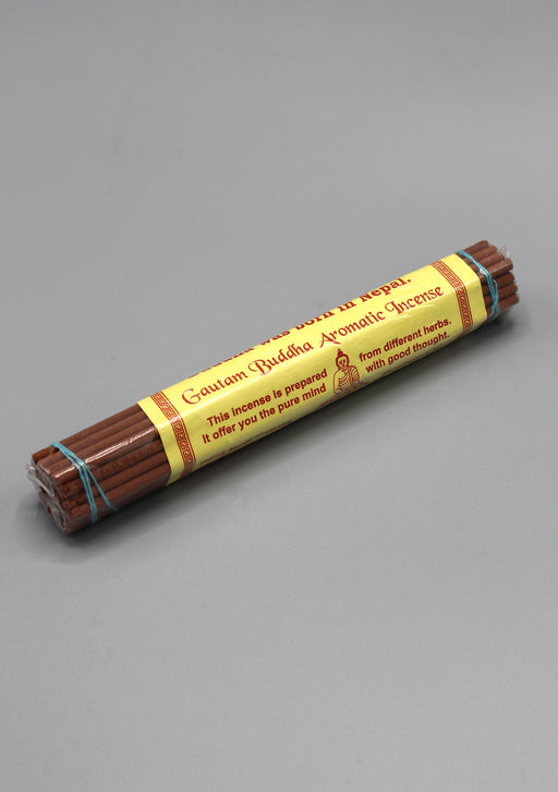 Gautam Buddha Aromatic Incense - nepacrafts