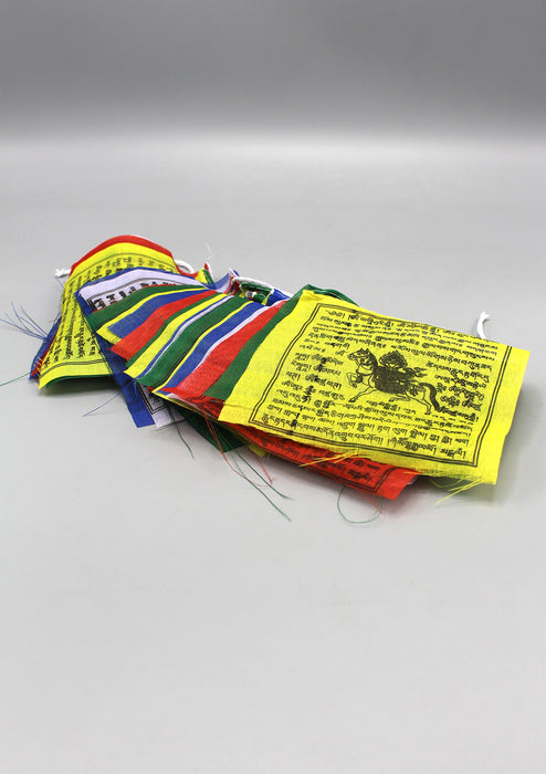 Tibetan Buddhist Windhorse Prayer Flags