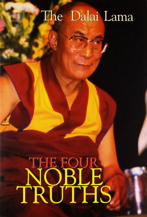 The Four Noble Truths-The Dalai Lama - nepacrafts
