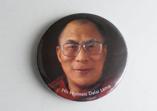 His Holiness Dalai Lama Fridge Magnet - nepacrafts