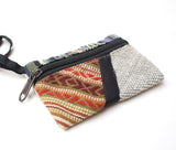Thick Cotton Zipper coin purse