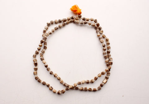5 mm Tulasi Beads Japa Mala for Meditation - NepaCrafts