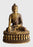 "8"" High Gold Plated Shakyamuni Buddha Copper Statue, Antiqued Buddha Statue 339 - nepacrafts"