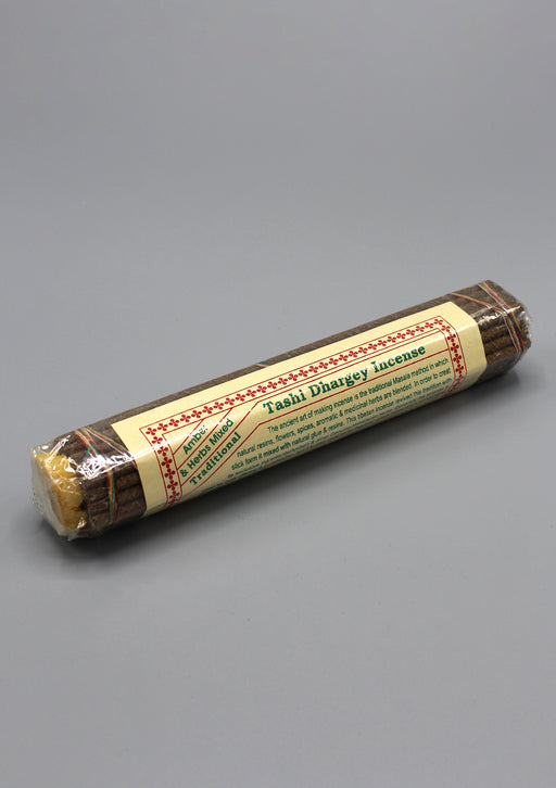 Amber and Herbs Mixed Tashi Dhargey Tibetan Incense