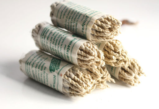 Himalayan Juniper Rope Incense Set of 6 - nepacrafts