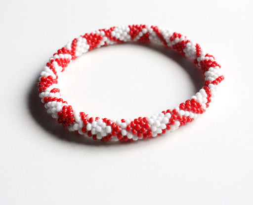 British Flag Roll On Bracelet - nepacrafts