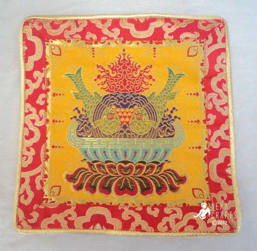 Double Fish Altar Cloth - nepacrafts