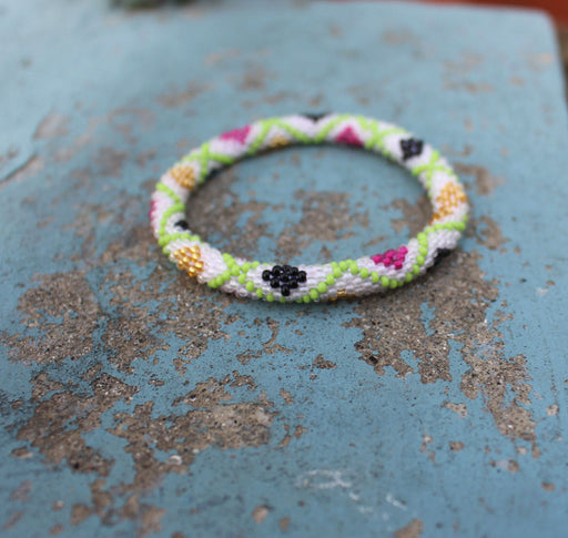 Nepalese Roll On Bracelet - nepacrafts