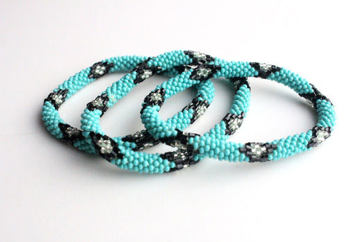 Phoneix Eyes Roll On Bracelet - nepacrafts