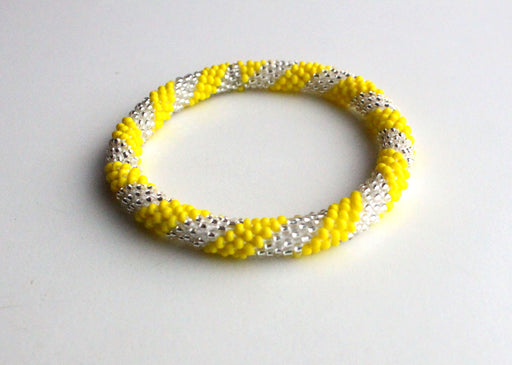 Funky Roll On Bracelet - nepacrafts